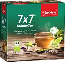 7x7 KräuterTee – mild & bekömmlich