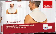 Basischer Nacken- und BronchienWickel<sup>®</sup>